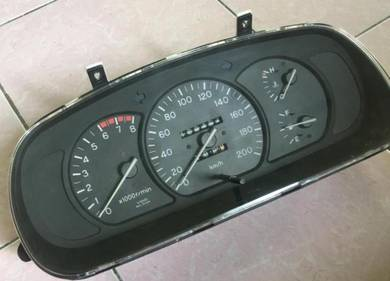 Meter Proton Wira 1.5 Manual VDO