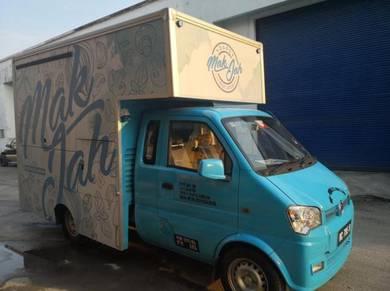 Chana dfsk food truck