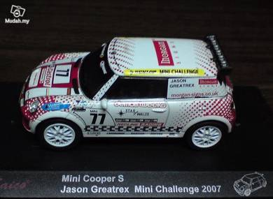 Jason Greatrex Mini Challenge 2007
