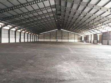 Superb factory in Klang with 800A for Rent. Very Good Rate !!!