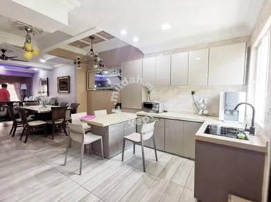 NEWLY RENOVATED Double Storey Terrace House USJ 3 Subang Jaya