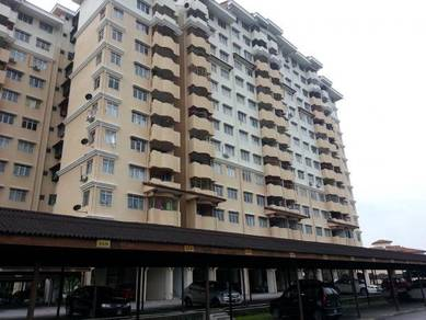 [CORNER UNIT] Apartmen Vista Seri Putra,  Bandar Seri Putra