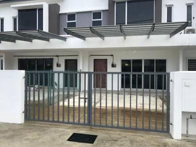 Taman Alam Sutera Bandar Puncak Alam Double Storey Terrace