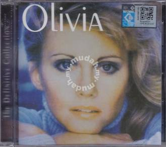 CD OLIVIA NEWTON JOHN The Definitive Collection
