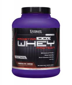 Ultimate Nutrition ProStar 100% whey 5lbs