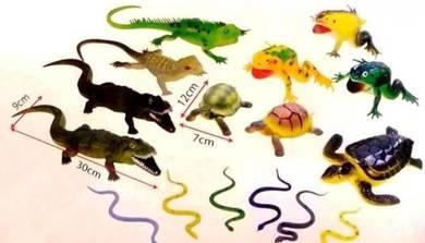 Reptiles & Amphibians Set (BM)