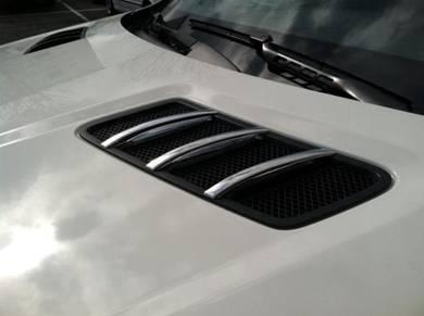 Mercedes benz R172 SLK bonnet fin R172 AMG spoiler