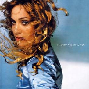 Madonna Ray Of Light 180g 2LP