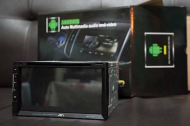 Android Infotainment Touchscreen Car Stereo System