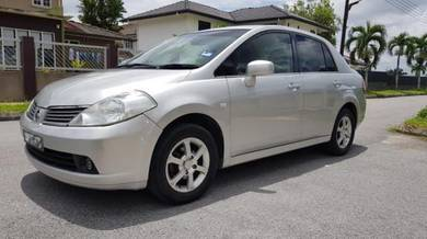 Used Nissan Latio for sale