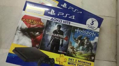 Ps4 hits 2 Bundle PlayStation 4 (NEW, 3 best game)