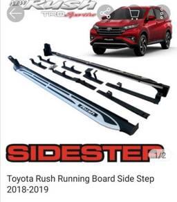 Toyota rush ford ranger side step running board