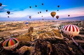 Kembara Turki percuma hot air baloon -10h7m