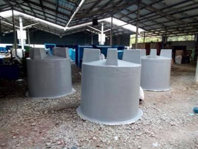 Fish Hatchery Tank ( Fiberglass )