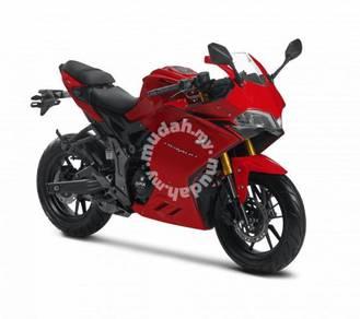 2020 GPX Demon 150GR -New Color- 90% Credit