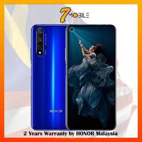 Honor 20 [128GB | 6GB] Ori Malaysia Set