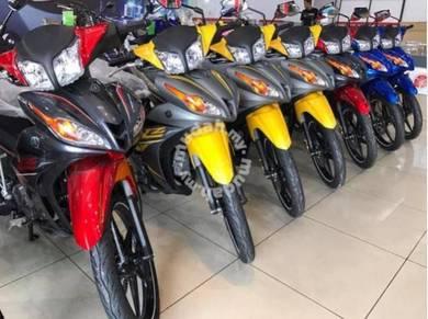 Yamaha lagenda 115zr dash125 wah