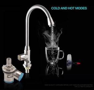 [HK511]304 S/S Kitchen Sink Faucet Water Tap