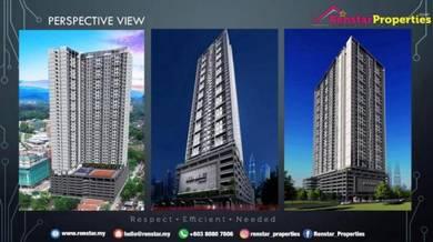 Apartment Baru di Bukit Bintang Kuala Lumpur