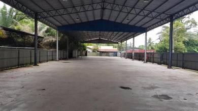 Factory for rent - Telok Panglima Garang