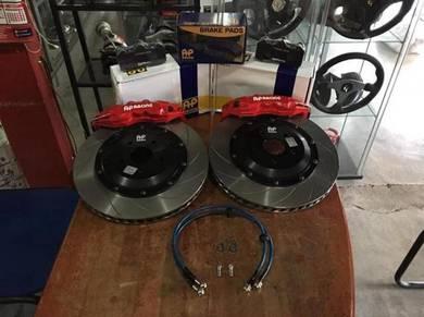 AP racing 6pot brake vellfire alphard OFFER