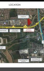 Land Of Return Good Invested Capital at Bukit Jalil