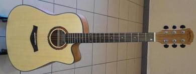 Mentreel Acoustic Guitar 41Inch 180C Spruce