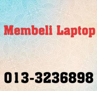 Membeli Laptop Terpakai Anda CASH whtsapp