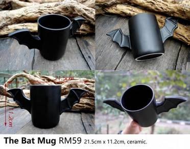The Bat Mug Cup Cawan