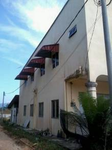 Rumah Kedai Bukit Belah, Batu 23