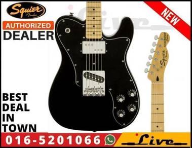 Squier Vintage Modified Telecaster Custom Guitar