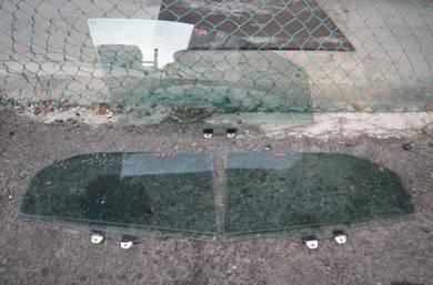 Honda city gd8 cermin door glass ORIGINAL