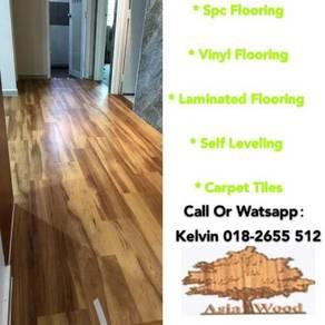 Laminate Flooring / Vinyl / SPC -H467