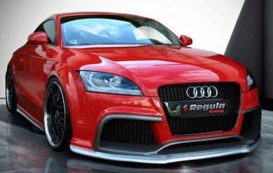 Audi TT Regula Tuning Bodykit