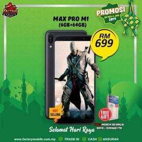 Promosi> Asus Zenfone Max Pro M1 [6+64GB] Msia set