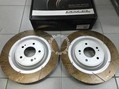 Dixcel Disc Rotor Type FS - Mit Lancer Evo X