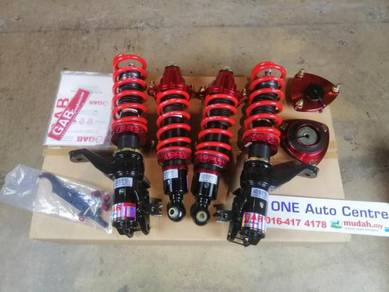 Gab adjustable ss series for Honda Civic ES 1.7