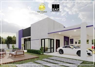 [Semi D dan Teres] Projek Rumah Baru PALING MURAH di Bandar Rompin