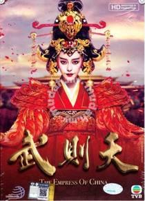 DVD CHINESE DRAMA Empress of China