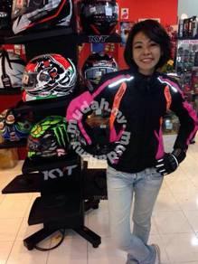 IZ2-150 Waterproof Ladies Jacket (Pink)