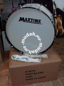 Maxtone Bass Marching Drum (26'')