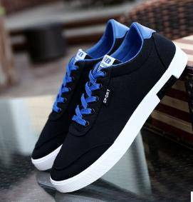 Man casual shoes (black)