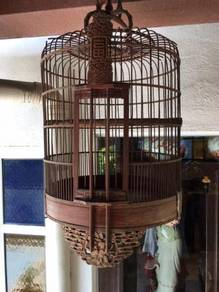 Antiq Bird Cage