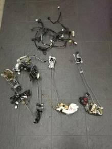 Lancer Evolution 5 6 TME evo center lock door