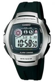 Watch- Casio Dual Time W210-1AVEF -ORIGINAL