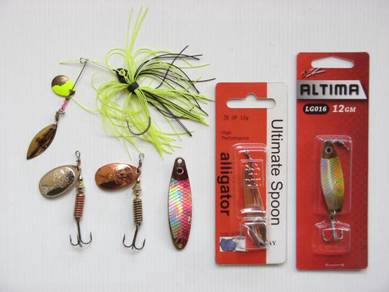 Pancing Branded Fishing Lure Set B