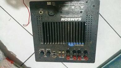 Amp sub 12