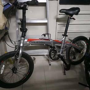 Folding Bike Raleigh