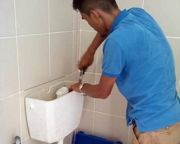 TUKANG PAIP TERMURAH plumber / plumbing