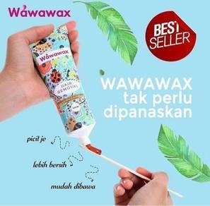 Wawawax Organic Hair Removal